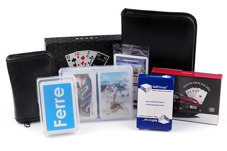 Verpakking Speelkaarten